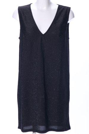 H&M Jerseyjurk zwart casual uitstraling
