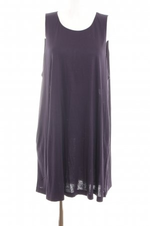 H&M Jerseykleid lila Casual-Look