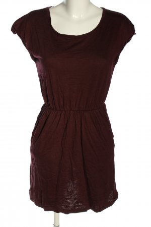 H&M Jerseykleid braun Casual-Look