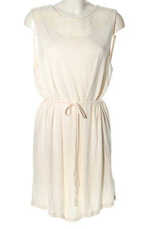 H&M Jerseykleid wollweiß Casual-Look