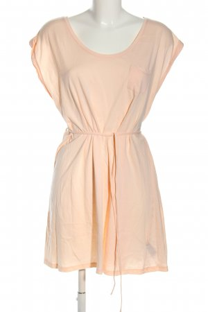 H&M Jerseykleid creme Casual-Look