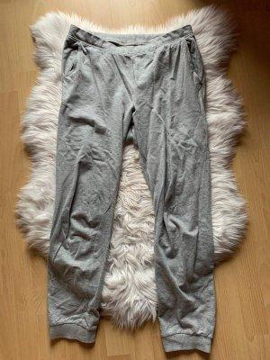 H&M Pantalón deportivo gris claro-gris