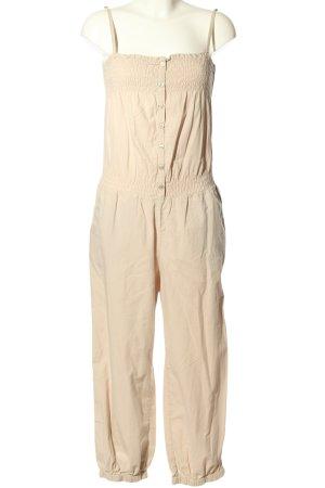 H&M Jumpsuit creme Casual-Look
