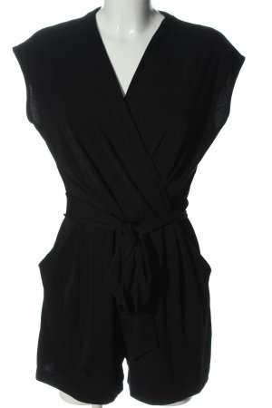 H&M Jumpsuit schwarz Casual-Look