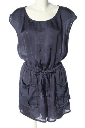H&M Mono azul look casual