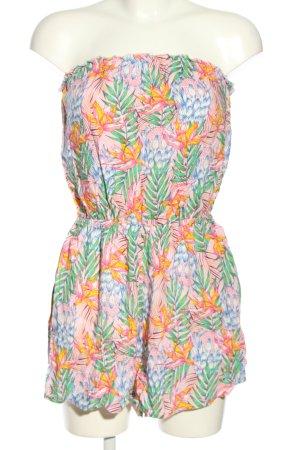 H&M Mono estampado floral elegante