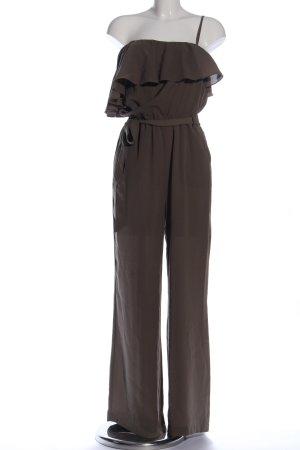 H&M Mono marrón elegante