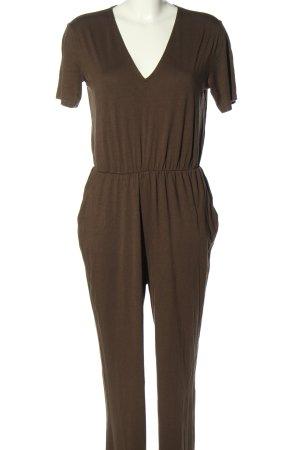 H&M Jumpsuit olivgrün Casual-Look