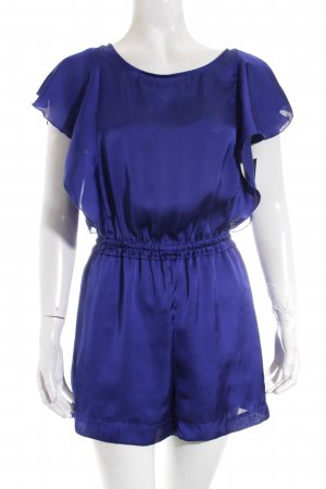 H&M Jumpsuit dunkelblau Casual-Look