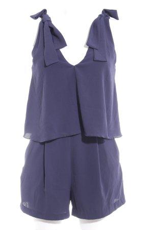 H&M Mono azul oscuro elegante