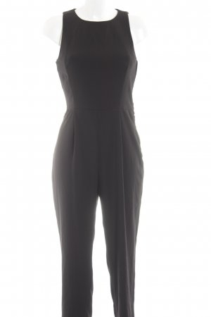 H&M Jumpsuit schwarz Business-Look