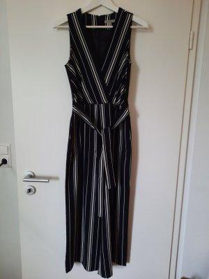 H&M Jumpsuit Größe.36 schwarz weiß