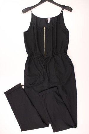 H&M Kombinezon czarny Poliester