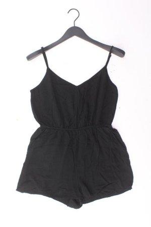 H&M Jumpsuit Größe 40 schwarz aus Viskose