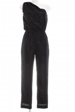 H&M Jumpsuit schwarz Party-Look