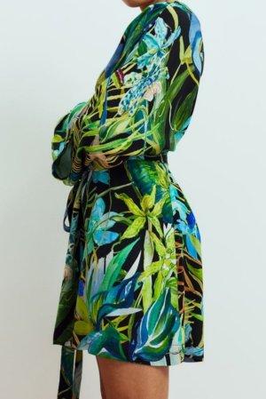 H&M Caftan multicolored