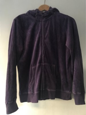 H&M Hooded Sweater blue violet