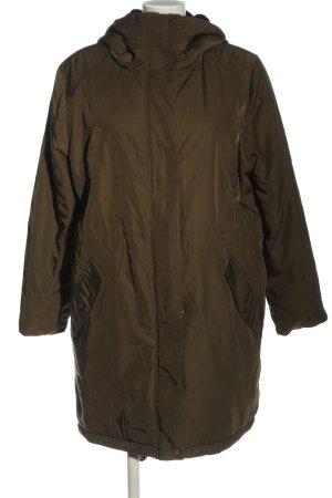 H&M Kurtka z kapturem brązowy W stylu casual