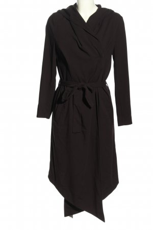 H&M Hooded Coat brown casual look