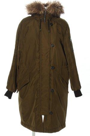 H&M Capuchon jas bruin casual uitstraling