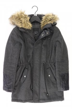 H&M Płaszcz z kapturem Wielokolorowy Poliester