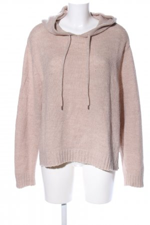 H&M Capuchon sweater nude casual uitstraling