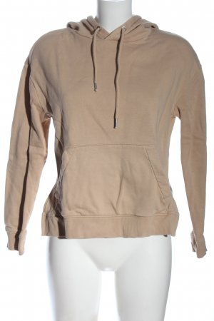 H&M Kapuzensweatshirt nude Casual-Look