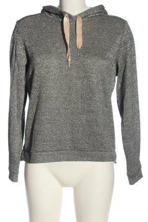 H&M Kapuzensweatshirt hellgrau Casual-Look
