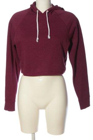 H&M Bluza z kapturem różowy W stylu casual