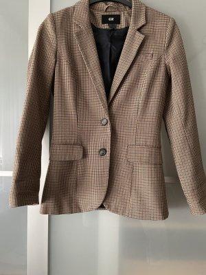 H&M Karierter Blazer