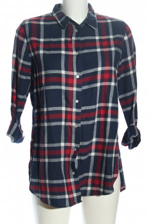 H&M Karobluse Allover-Druck Casual-Look
