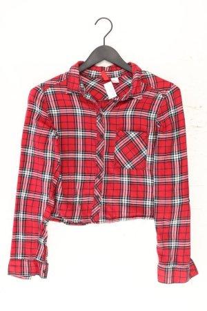 H&M Bluzka w kratę Bawełna