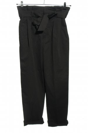 H&M Karottenhose schwarz Casual-Look