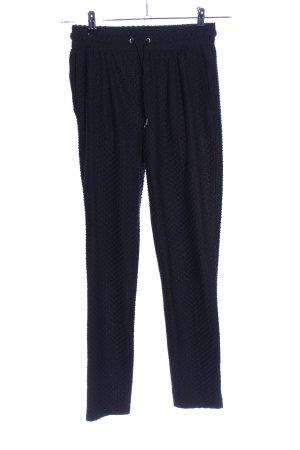 H&M Pantalone peg-top nero stile casual