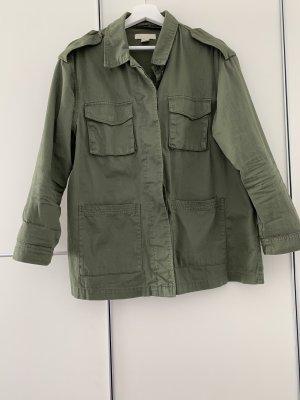 H&M Khaki- Farben Jacke