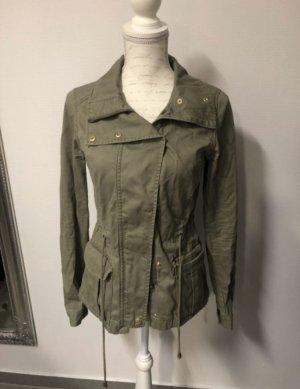 H&M Khaki Übergangsjacke