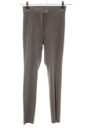 H&M Kaki broek khaki casual uitstraling