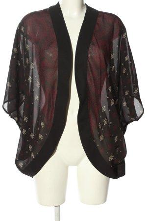 H&M Kimono Allover-Druck Casual-Look