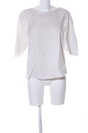 H&M Kimono-Bluse wollweiß Casual-Look