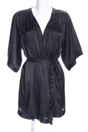 H&M Kimono black casual look