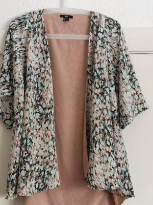H&M Kimono mit offner Vorderseite