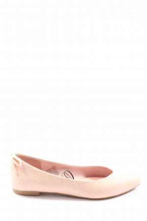 H&M Classic Ballet Flats pink casual look
