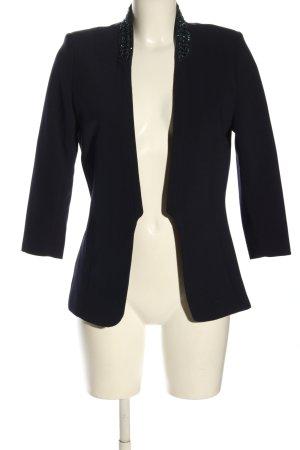 H&M Klassischer Blazer schwarz Business-Look