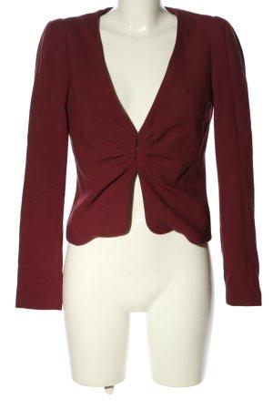 H&M Klassischer Blazer rot Elegant