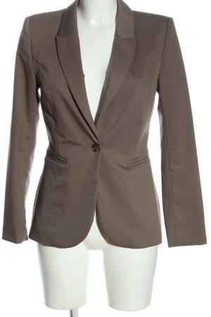 H&M Klassischer Blazer braun Casual-Look