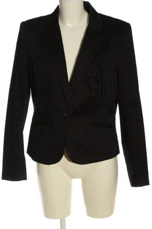 H&M Klassischer Blazer braun Business-Look