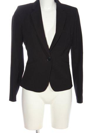 H&M Klassischer Blazer schwarz Elegant