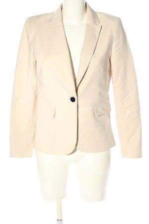 H&M Klassischer Blazer creme Business-Look