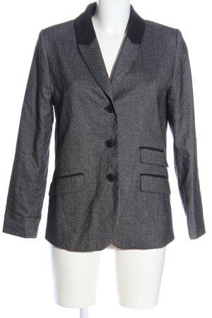 H&M Klassischer Blazer grigio chiaro stile professionale
