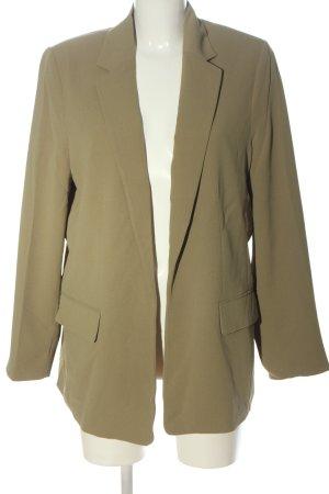 H&M Klassischer Blazer khaki flecked casual look